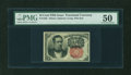 Fractional Currency:Fifth Issue, Fr. 1265 10¢ Fifth Issue PMG About Uncirculated 50....