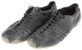 Miscellaneous Collectibles:General, 1970 Pele Cleats Worn in Training for World Cup....