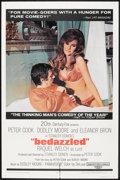 """Movie Posters:Comedy, Bedazzled (20th Century Fox, 1967). One Sheet (27"""" X 41"""") andPressbook (Multiple Pages, 9"""" X 14"""") . Comedy.. ... (Total: 2Items)"""