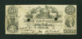 Obsoletes By State:Louisiana, New Orleans, LA- Bank of New Orleans $50 Feb. 5, 1862. ...