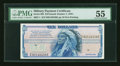 Military Payment Certificates:Series 692, Series 692 $10 PMG About Uncirculated 55....