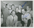 Autographs:Photos, New York Yankees Stars Multi-Signed Photograph. ...