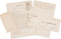 Political:Small Paper (1896-present), Woman's Suffrage: Emma Beckwith Articles.... (Total: 4 Items)