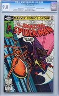 Modern Age (1980-Present):Superhero, The Amazing Spider-Man #213-216 CGC-Graded Group (Marvel, 1981)Condition: CGC NM/MT 9.8.... (Total: 4 )