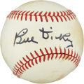 Autographs:Baseballs, Bill Dickey Single Signed Baseball. ...