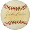 Autographs:Baseballs, Jocko Conlan Single Signed Baseball. ...