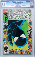 Modern Age (1980-Present):Superhero, The Amazing Spider-Man #282-285 Group (Marvel, 1986-87) Condition:CGC NM/MT 9.8.... (Total: 4 )