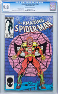 Modern Age (1980-Present):Superhero, The Amazing Spider-Man #264-266 CGC-Graded Group (Marvel, 1985)Condition: CGC NM/MT 9.8.... (Total: 3 )