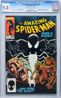 Modern Age (1980-Present):Superhero, The Amazing Spider-Man #255-258 CGC-Graded Group (Marvel, 1984)Condition: CGC NM/MT 9.8 Off-white to white pages.... (Total: 4 )
