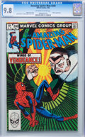 Modern Age (1980-Present):Superhero, The Amazing Spider-Man #240-242 CGC-Graded Group (Marvel, 1983)Condition: CGC NM/MT 9.8 Off-white to white pages.... (Total: 3 )