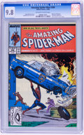 Modern Age (1980-Present):Superhero, The Amazing Spider-Man #306, 307, and 316 CGC-Graded Group Modern(Marvel, 1988-89) CGC NM/MT 9.8.... (Total: 3 Comic Books)