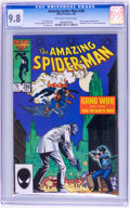 Modern Age (1980-Present):Superhero, The Amazing Spider-Man #286-289 CGC-Graded Group (Marvel, 1987) CGCNM/MT 9.8.... (Total: 4 Comic Books)