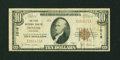 National Bank Notes:Colorado, Denver, CO - $10 1929 Ty. 1 The First NB Ch. # 1016. ...