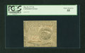 Colonial Notes:Continental Congress Issues, Continental Currency May 20, 1777 $4 PCGS Choice About New 55....