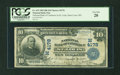 National Bank Notes:Missouri, Saint Louis, MO - $10 1902 Date Back Fr. 619 The NB of Commerce Ch.# (M)4178. ...