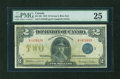 Canadian Currency: , DC-26i $2 1923.. ...