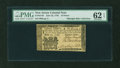 Colonial Notes:New Jersey, New Jersey June 22, 1756 18d PMG Uncirculated 62 EPQ....