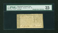 Colonial Notes:Maryland, Maryland January 1, 1767 $4 PMG Very Fine 25....