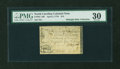 Colonial Notes:North Carolina, North Carolina April 2, 1776 $15 Boar PMG Very Fine 30....