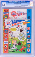 Bronze Age (1970-1979):Cartoon Character, Richie Rich, Casper and Wendy National League #1 File Copy (Harvey,1976) CGC NM+ 9.6 White pages....