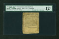 Colonial Notes:Pennsylvania, Pennsylvania July 1, 1757 15s PMG Fine 12 NET....