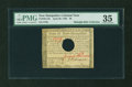 Colonial Notes:New Hampshire, New Hampshire April 29, 1780 $8 PMG Choice Very Fine 35....
