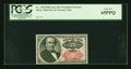 Fractional Currency:Fifth Issue, Fr. 1309 25¢ Fifth Issue PCGS Gem New 65PPQ....