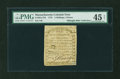Colonial Notes:Massachusetts, Massachusetts 1779 5s4d PMG Choice Extremely Fine 45 NET....