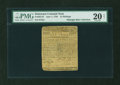 Colonial Notes:Delaware, Delaware June 1, 1759 15s PMG Very Fine 20 NET....