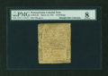 Colonial Notes:Pennsylvania, Pennsylvania March 10, 1757 10s PMG Very Good 8....