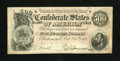 Confederate Notes:1864 Issues, T64 $500 1864. This note has embossing and healthy edges. Extremely Fine+....