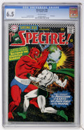 Silver Age (1956-1969):Horror, Showcase #61 The Spectre (DC, 1966) CGC FN+ 6.5 Off-white pages....