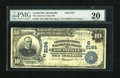 National Bank Notes:Kentucky, Louisville, KY - $10 1902 Plain Back Fr. 632 The Citizens Union NBCh. # (S)2164. The Union NB consolidated with the Cit...