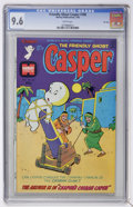 Bronze Age (1970-1979):Cartoon Character, Friendly Ghost Casper #180 File Copy (Harvey, 1975) CGC NM+ 9.6White pages....
