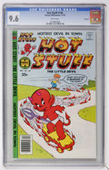 Bronze Age (1970-1979):Cartoon Character, Hot Stuff, the Little Devil #146 File Copy (Harvey, 1978) CGC NM+9.6 White pages....