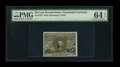 Fractional Currency:Second Issue, Fr. 1316 50c Second Issue PMG Choice Uncirculated 64 EPQ....