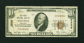 National Bank Notes:Nebraska, Hastings, NE - $10 1929 Ty. 1 The First NB Ch. # 2528. ...