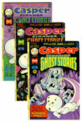 Bronze Age (1970-1979):Cartoon Character, Casper Strange Ghost Stories File Copies Group (Harvey, 1974-77)Condition: Average NM-.... (Total: 13 Comic Books)