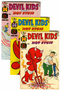 Bronze Age (1970-1979):Cartoon Character, Devil Kids Starring Hot Stuff File Copies Group (Harvey, 1969-75)Condition: Average VF/NM.... (Total: 15 Comic Books)