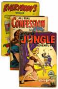 Golden Age (1938-1955):Romance, Fox Giants Group (Fox, 1940s).... (Total: 10 Comic Books)