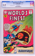 Silver Age (1956-1969):Superhero, World's Finest Comics #118 (DC, 1961) CGC GD/VG 3.0 Off-white pages....