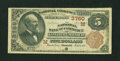 National Bank Notes:Missouri, Kansas City, MO - $5 1882 Brown Back Fr. 470 The NB of Commerce Ch.# (M) 3760. ...