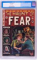 Golden Age (1938-1955):Horror, Haunt of Fear #9 (EC, 1951) CGC VG 4.0 Cream to off-white pages....