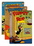 Golden Age (1938-1955):Funny Animal, Flippity and Flop Group (DC, 1952-59) Condition: Average VG-.... (Total: 31 Comic Books)