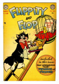Golden Age (1938-1955):Funny Animal, Flippity and Flop #1 (DC, 1951) Condition: FN+....