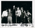 Music Memorabilia:Autographs and Signed Items, Rolling Stones Band-Signed Photograph....