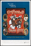 """Movie Posters:Comedy, Bronco Billy (Warner Brothers, 1980). One Sheet (27"""" X 41"""") Advance. Comedy.. ..."""