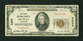 National Bank Notes:Colorado, Ordway, CO - $20 1929 Ty. 1 The First NB Ch. # 8695. ...