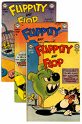 Golden Age (1938-1955):Funny Animal, Flippity and Flop Group (DC, 1953-60) Condition: Average FN-....(Total: 16 Comic Books)