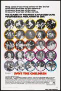 "Movie Posters:Documentary, Save the Children (Paramount, 1973). One Sheet (27"" X 41""). Documentary.. ..."